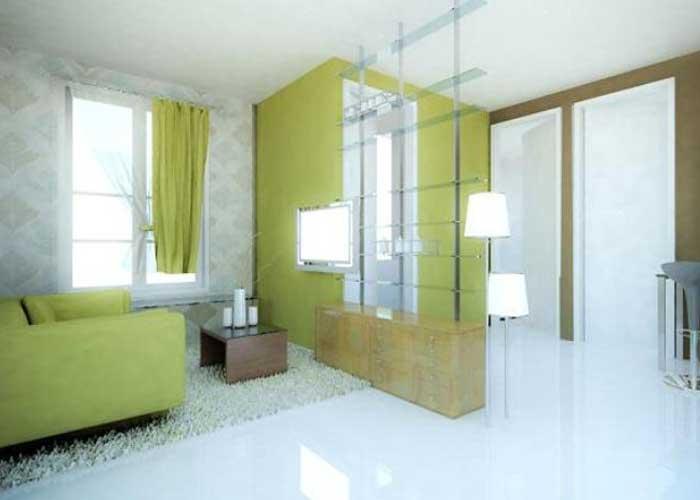 Apartemen Green Pramuka Desain Interior  Desain Gambar