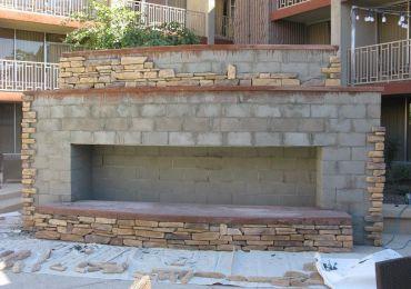 gambar pagar tembok rumah minimalis dengan materi hebel