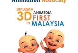 3D AniMedia Bakal Mewujudkan Banyak Industri Kreatif di Malaysia