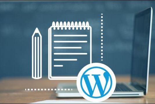 panduan wordpress 2018