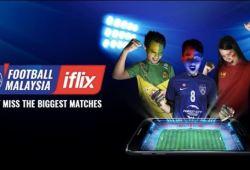 Cara Langgan Iflix 30 Hari Percuma Dengan Liga Super Malaysia