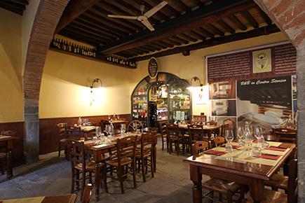 Ristorante a Cortona  Taverna Pane e Vino ristorante e