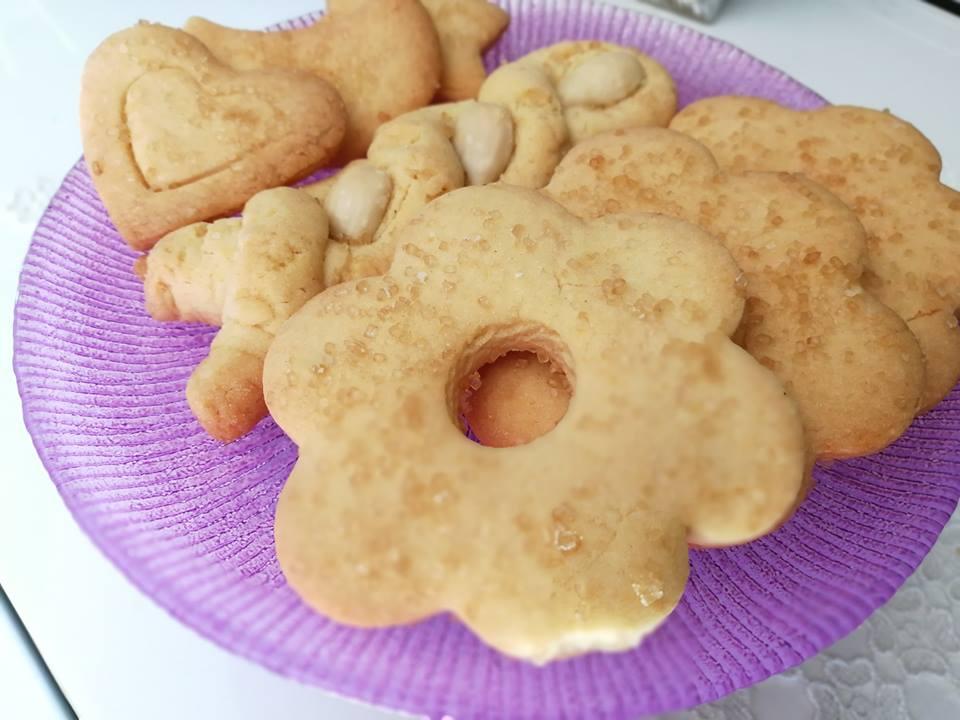 biscotti semplici di pasta frolla  Le Migliori Ricette