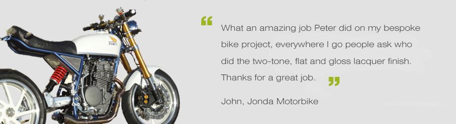 Jonda Motorbike