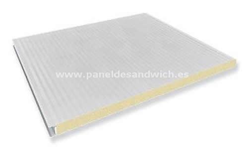 Panel Sandwich Fachada de Tornillería Vista