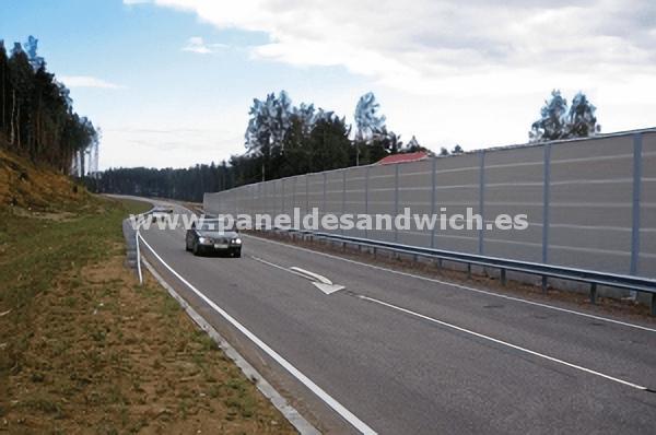 Reduce los niveles de ruido al mejor precio con Panel Sandwich Fachada Acústico
