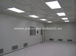 Panel Sandwich para Cámaras de Congelación