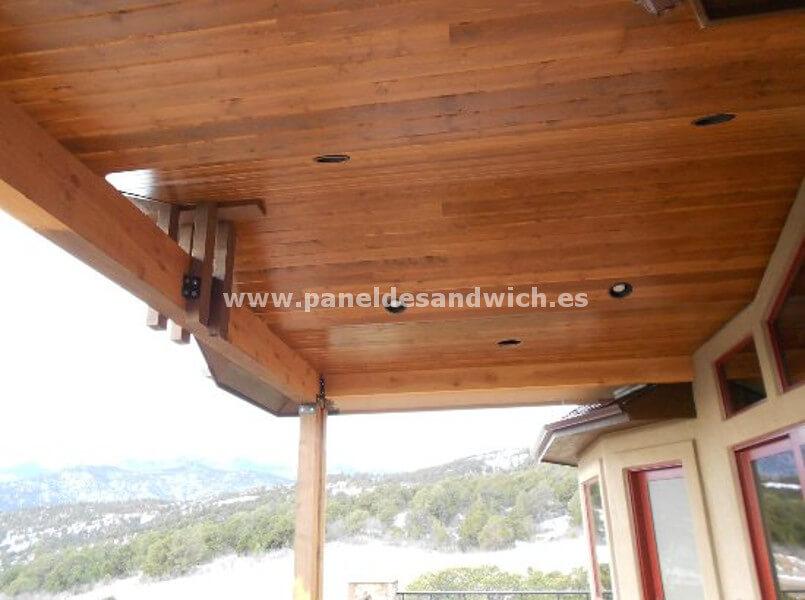 Mejora las prestaciones de los paneles de madera con el bajo precio del Panel Sandwich Madera