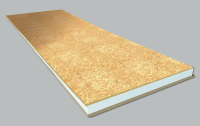 Sandwich Panel OSB + Polystyrene + Waterproof Board