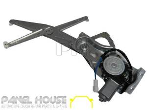 Holden Commodore VT VX VY VZ Right Hand Front Electric Window Regulator New  Aftermarket