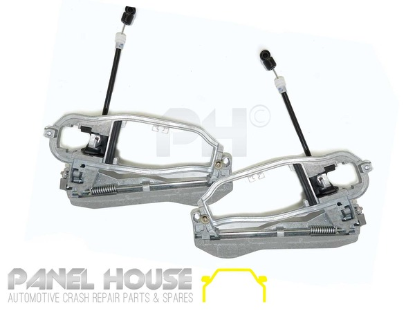BMW X5 E53 Wagon 00-07 LH+RH REAR Outer Door Handle Base