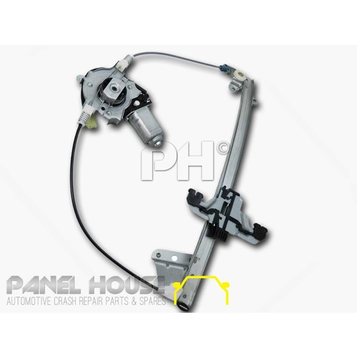 NEW Ford Falcon AU BA BF LEFT Front Power Window Regulator