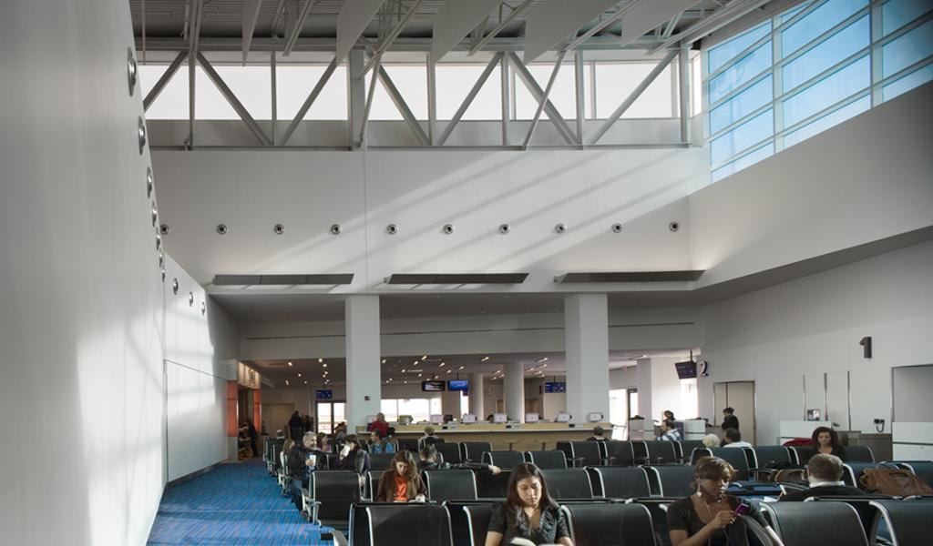 JetBlue Terminal 5 JFK Panelite