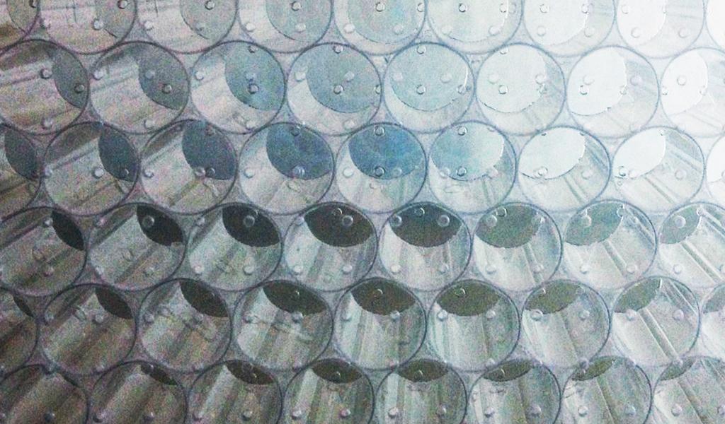 Panelite Acoustic Translucent Honeycomb Panel Panelite