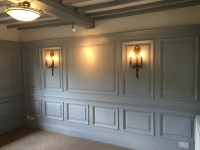 Living Room Wall Panels | Living Room MDF Wall Panelling ...