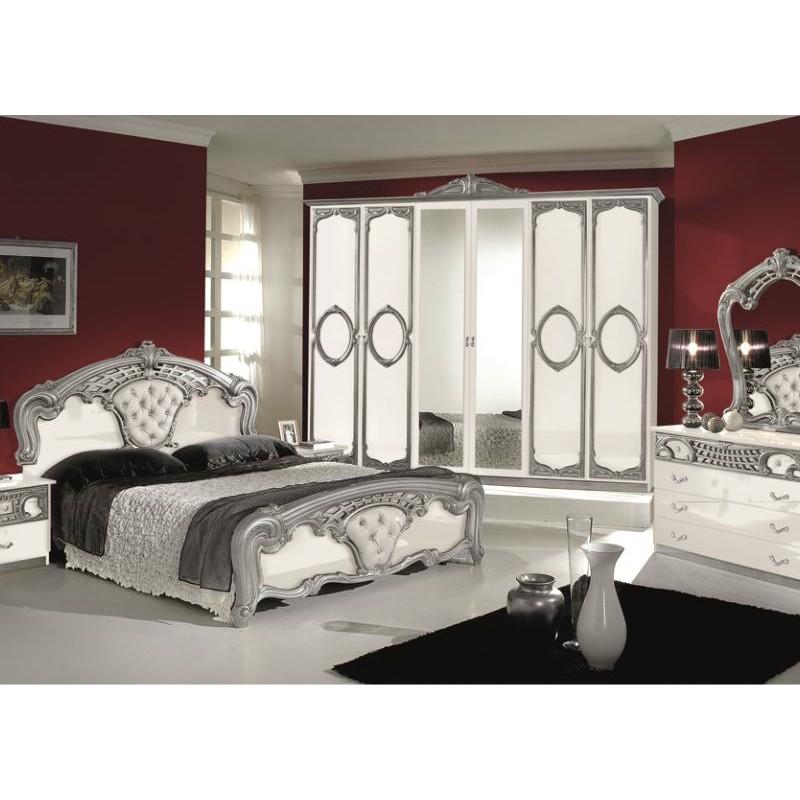 Chambre  Coucher complte Italoorientale  Panel Meuble  Magasin de meubles en ligne
