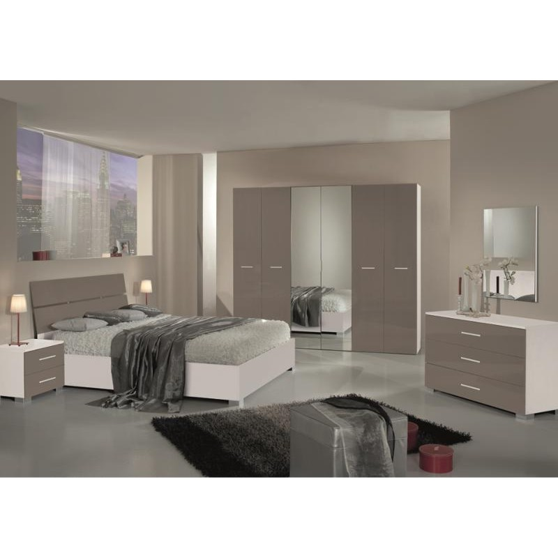 Chambre  Coucher Complte Design Moderne  Panel Meuble