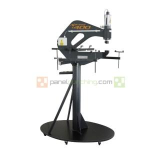 Alfra Press AP-400 Control Panel Punching Machine