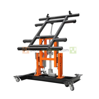 ALFRA AMTE 400 Battery Operated Electric Wiring and Assembly Table