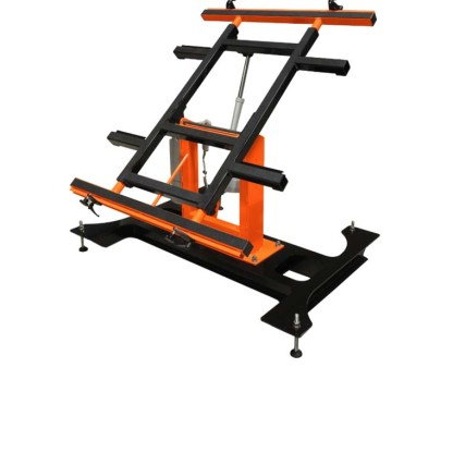 ALFRA AMTE 300 Electric Wiring and Assembly Table