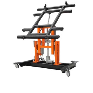 ALFRA AMTE 400 Electric Wiring and Assembly Table