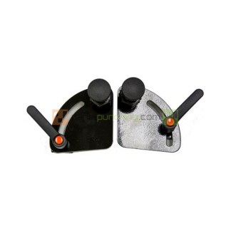 ALFRA Wiring and Assembly Table Quick Release Clamping Units