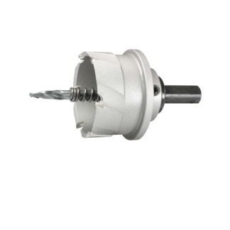"""Alfra 1-1/8"""" Nominal MBS PRO SS Round Hole Saw"""