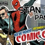 Stan Lee Panel!  New York Comic-Con!