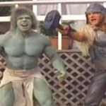 Holy Crap, Remember...The Incredible Hulk Returns?