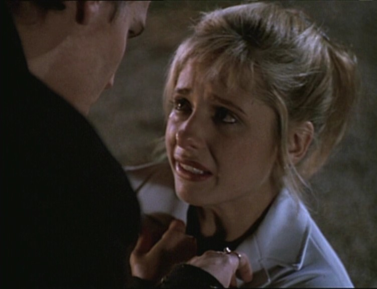 When Do Buffy And Angel Hook Up