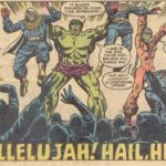 Old-School Comic Review - INCREDIBLE HULK Annual # 12 (1983)