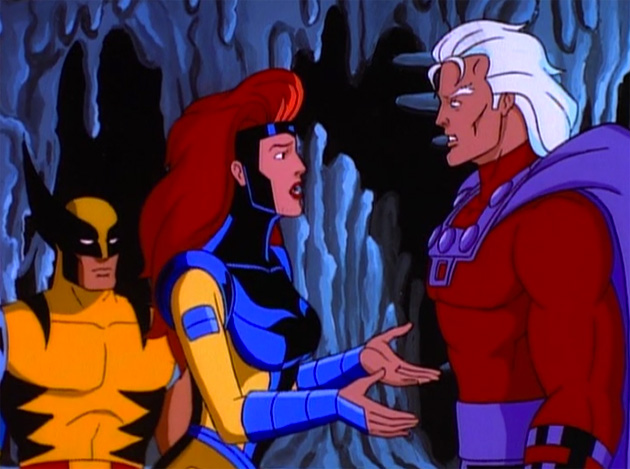 """It's New To Me – X-MEN: THE ANIMATED SERIES (""""Descent ..."""