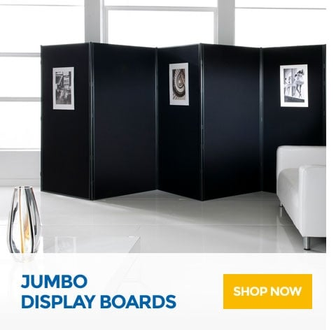 Low Cost Display Boards from 53  Panel Warehouse