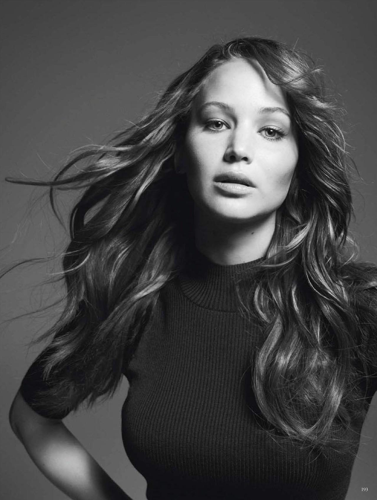 Outtakes Jennifer Lawrence' Time 100