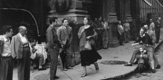 Ruth Orkin. American Girl in Italy. 1951