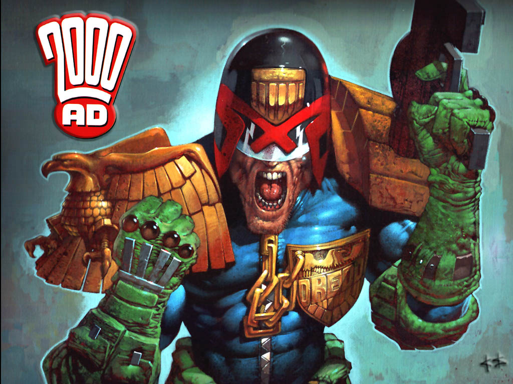 Image result for judge dredd