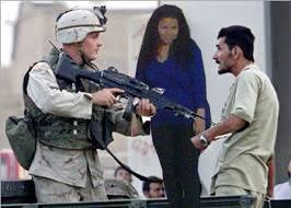 Montaje Iris en los abusos de la invasión a Irak
