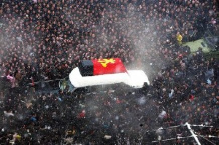 North Koreans Mourn Death of Kim Jong Il