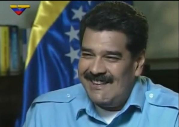 Nicolás Maduro - Amanpour 7marzo2014