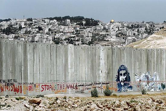 La bufanda kufiyya de Arafat es el nuevo Che