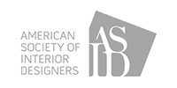 We partner with American Society of Interior Designers