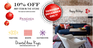 December Coupon Area Rugs