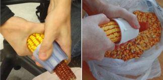 Alat pemipil jagung sederhana 3D