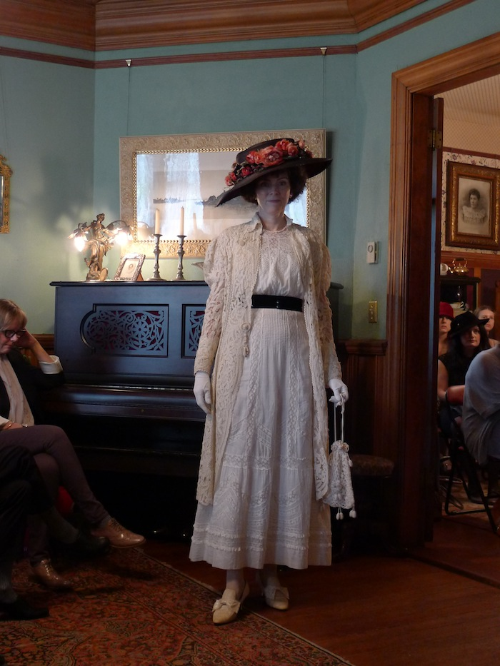 Ivan Sayers Fashion Show At The Roedde House Museum  Pangcouver