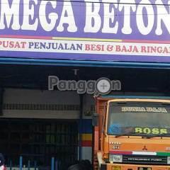 Toko Baja Ringan Bandar Lampung Alamat Telepon Besi Mega Beton Cilembang