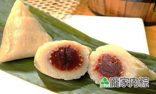 51-02甜粽子做法(豆沙粽)