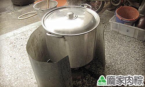 粽子水煮 大鍋 快速爐