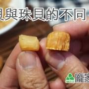 98-00包粽子如何分辨干貝的真假,干貝與珠貝的差別?(肉粽知識推薦)