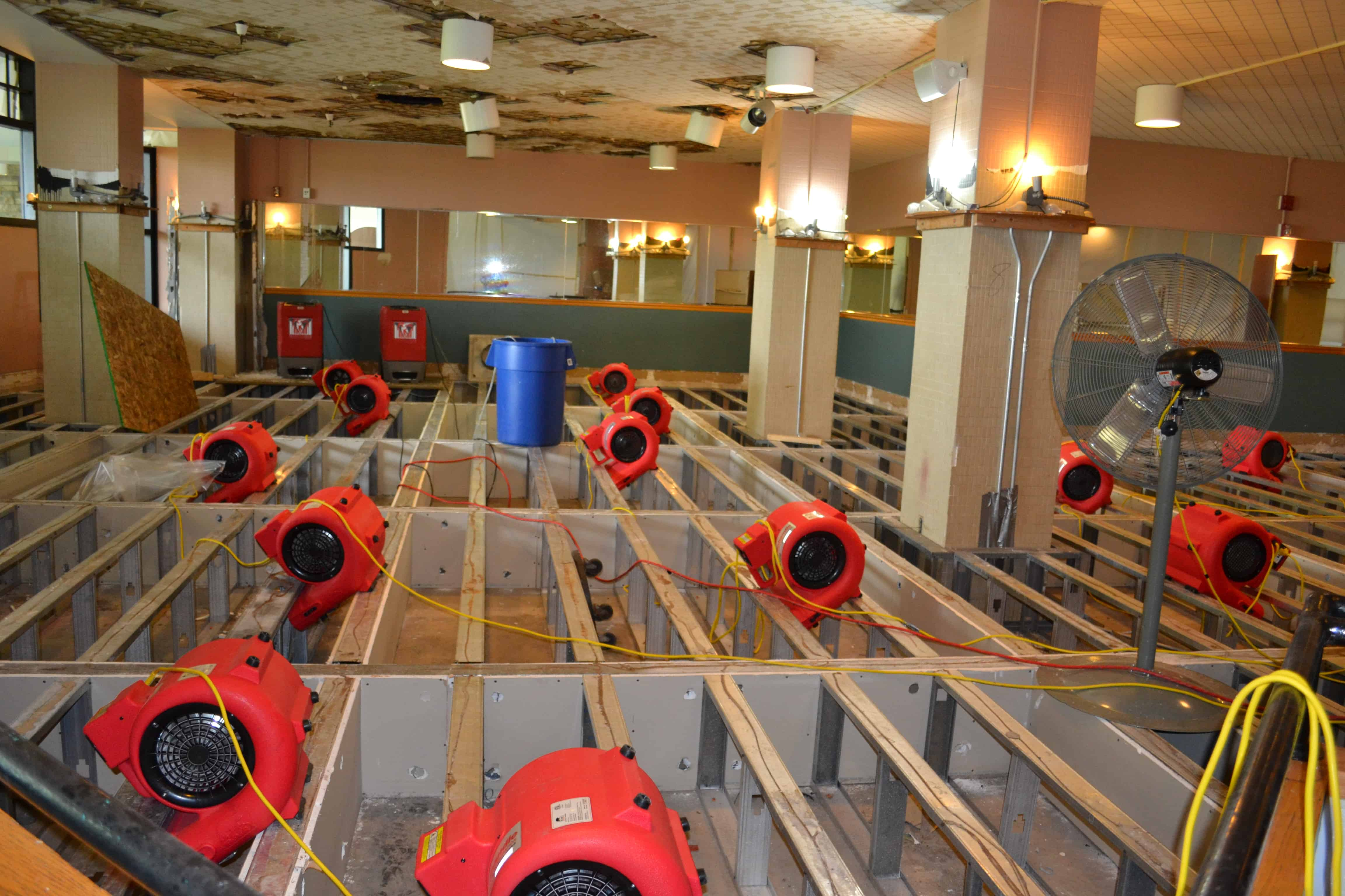 Commercial Restoration Services Pittsburgh PA Wheeling