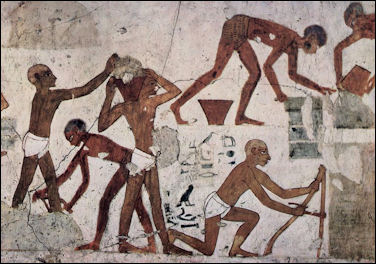 Egyptian Workers